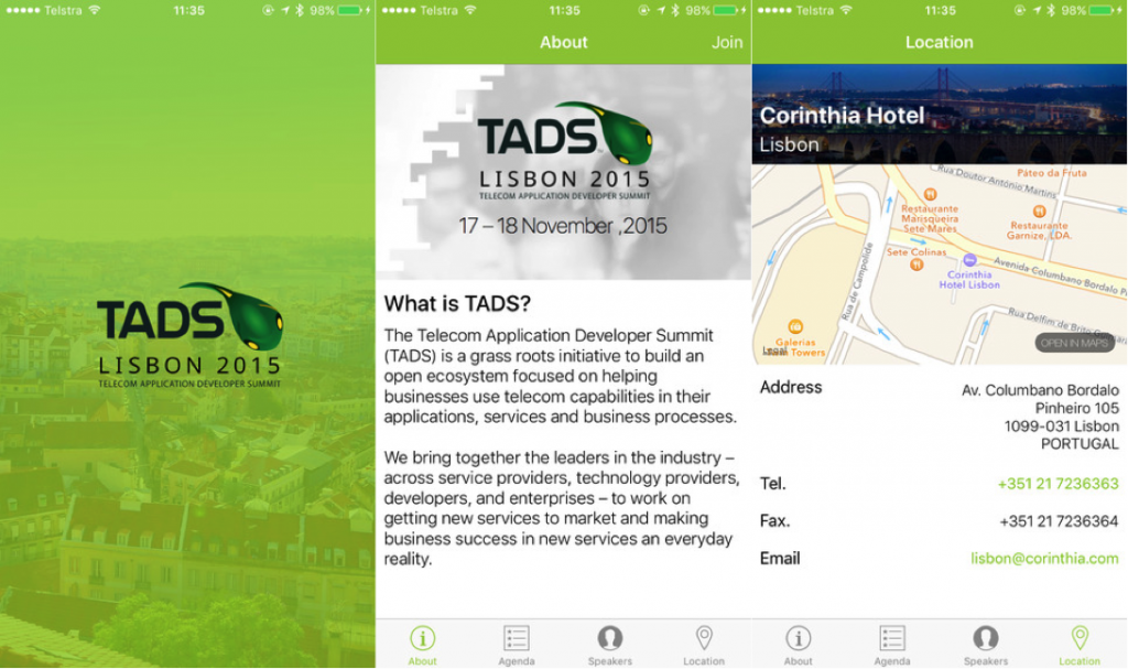 TADS App